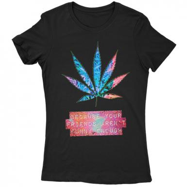 MJ Fact Womens T-shirt
