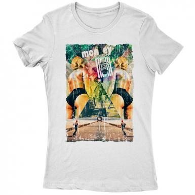 Monkey Business Womens T-shirt