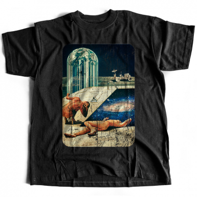 Moon Pool Mens T-shirt