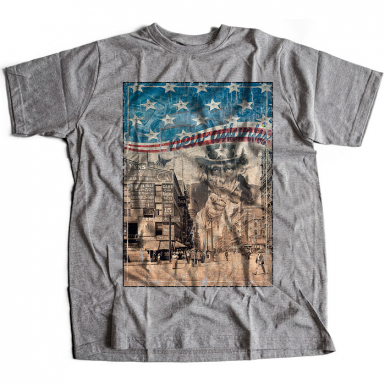 New Atlantis Mens T-shirt
