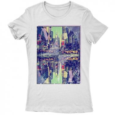 NY Tee Womens T-shirt