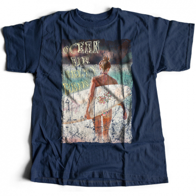 Ocean Air Mens T-shirt