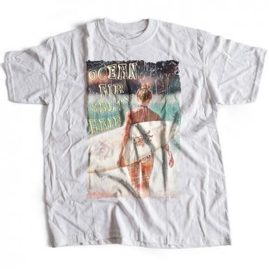 Ocean Air Mens T-shirt
