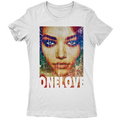 One Love Womens T-shirt