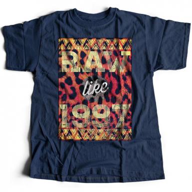 Raw Like '97 Mens T-shirt