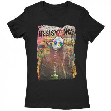 Resistance Womens T-shirt