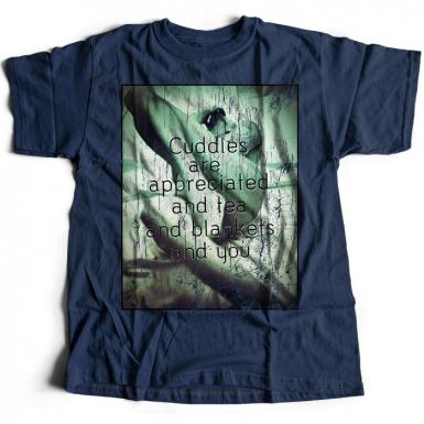 Serious Stuff Mens T-shirt
