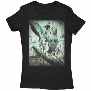 Serious Stuff Womens T-shirt