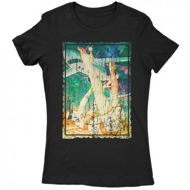Showgirl Womens T-shirt