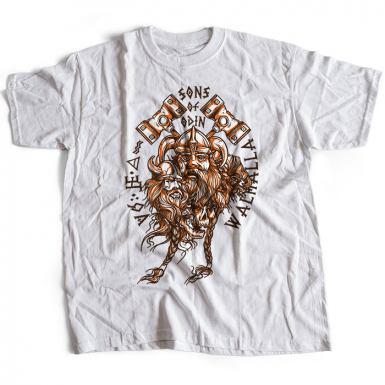 Sons Of Odin Mens T-shirt