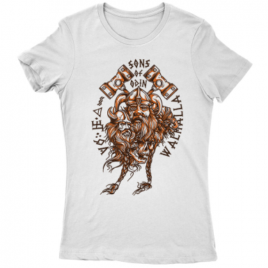 Sons Of Odin Womens T-shirt