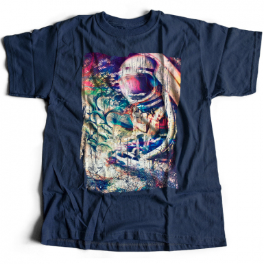Space Trippin Mens T-shirt