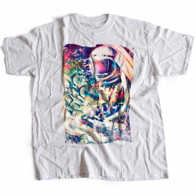Space Trippin Mens T-shirt