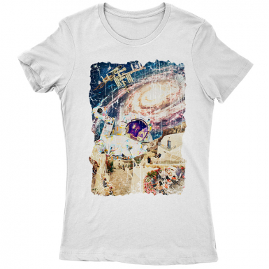 Stepped Out Of A Dream Womens T-shirt