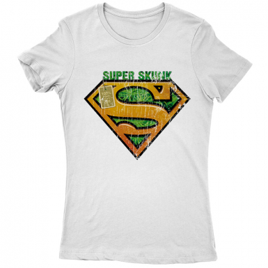 Super Organic Womens T-shirt