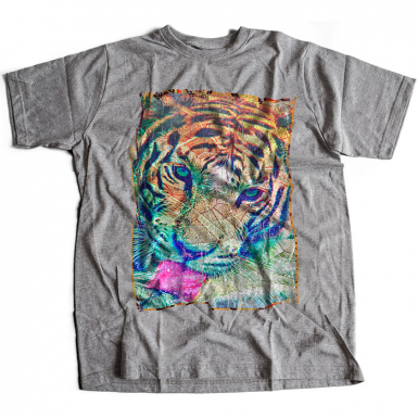Tiger's Vibe Mens T-shirt