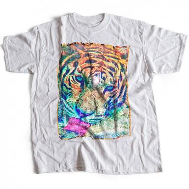 Tiger's Vibe Mens T-shirt