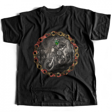 Undead Riders Mens T-shirt