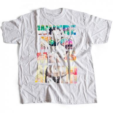 Where Mmm Meets Ahhh Mens T-shirt