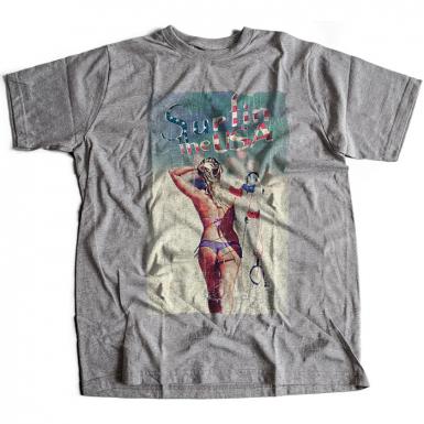 Surfintheusa Mens T-shirt