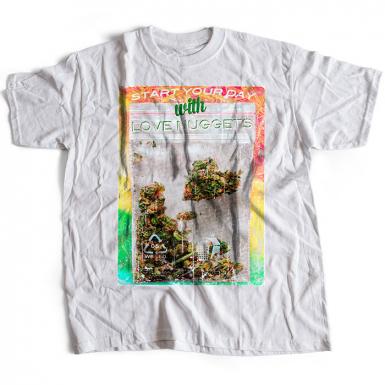 Love Nuggets Mens T-shirt