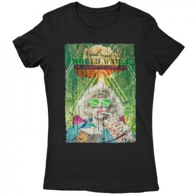 WW3 Womens T-shirt