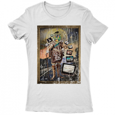 Trap Of The Senses Womens T-shirt
