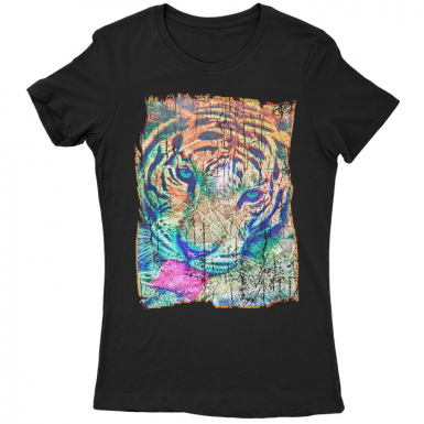 Tiger's Vibe Womens T-shirt