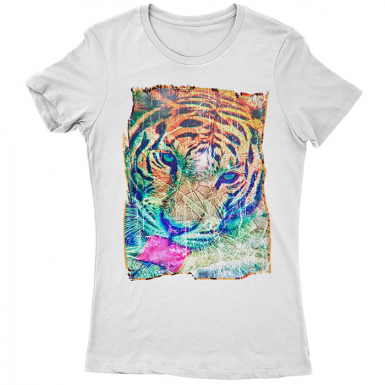 Tiger's Vibe Womens T-shirt