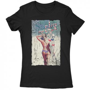 Surfintheusa Womens T-shirt