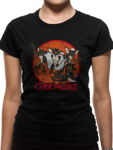 Group - Gremlins  T-shirt