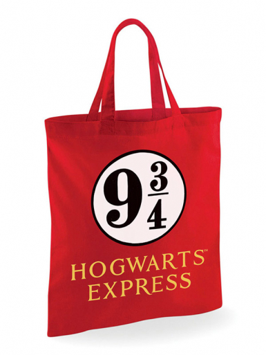 Platform 9 3/4's - Harry Potter -  Unisex Tote Bag