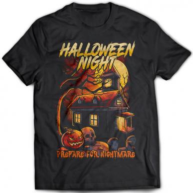 Nightmare Halloween Night