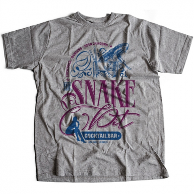 The Snake Pit Mens T-shirt