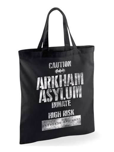 Arkham Asylum - Batman -  Unisex Tote Bag