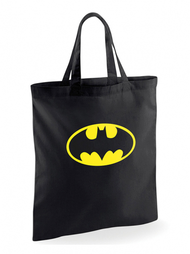 Logo - Batman -  Unisex Tote Bag