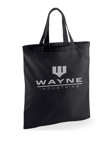Wayne Industries - Batman -  Unisex Tote Bag