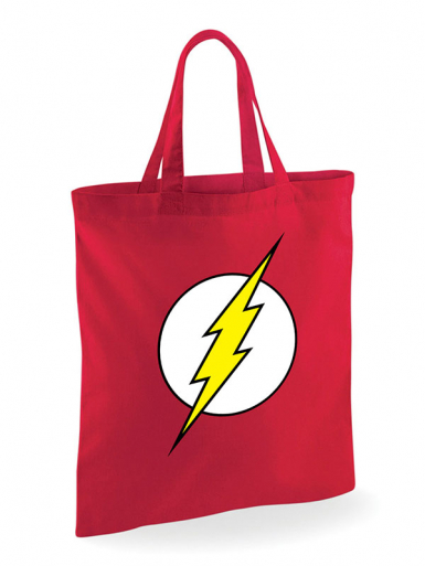 Logo - The Flash -  Unisex Tote Bag