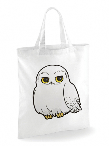 Hedwig - Harry Potter -  Unisex Tote Bag