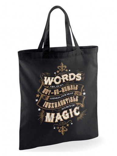 World Of Magic - Harry Potter -  Unisex Tote Bag