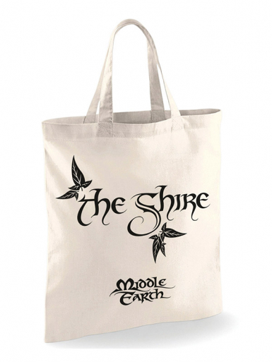 The Shire - Lord Of The Rings -  Unisex Tote Bag