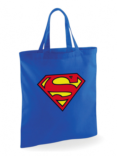 Logo - Superman -  Unisex Tote Bag