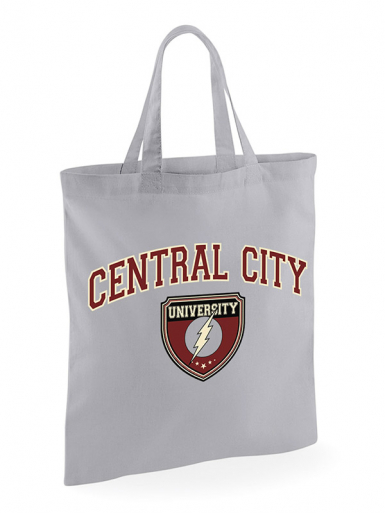Central City University - The Flash -  Unisex Tote Bag