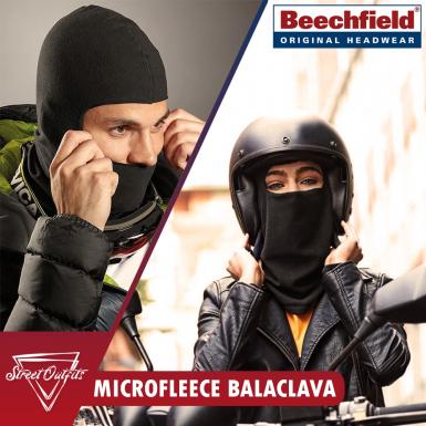 Street Outfits - Microfleece Balaclava
