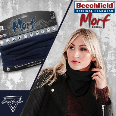 Street Outfits - Microfleece Snood