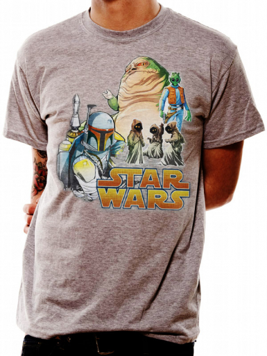 Return Of The Jedi - Star Wars Mens T-shirt