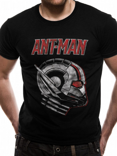 Ant Profle - Ant-Man And The Wasp Mens T-shirt