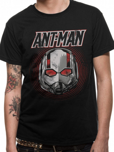 Mask - Ant-Man And The Wasp Mens T-shirt