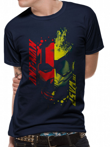 Head Splat - Ant-Man And The Wasp Mens T-shirt
