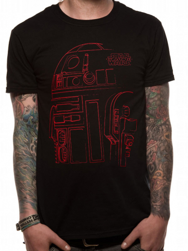 R2-D2 - Star Wars Mens T-shirt